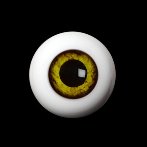 26mm - Optical Half Round Acrylic Eyes (SEL-13)