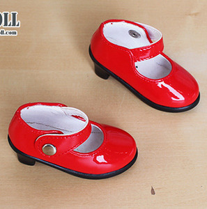 [MSD] Button Mary Janes (CS-MSD-011)