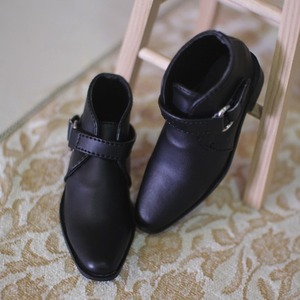 [SD boy] ankle boots-black