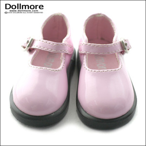 MSD - Basic Girl Shoes (Pink Enamel)