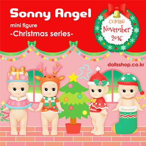 *품절임박* [낱개랜덤] Sonny Angel Christmas series 2016