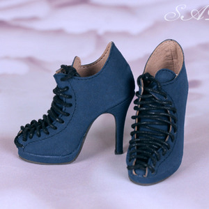 [SD/girl] Classic High Heels-Blue