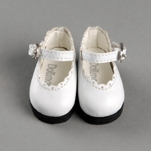 [USD] Lolo Cut Shoes (White)