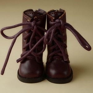 [USD] Basic SL Boots (D.Brown)