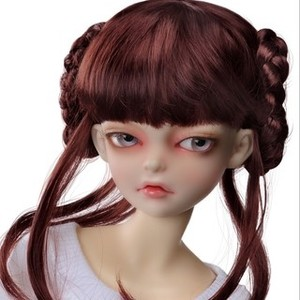 "[7-8""] Haley Wig (Wine)"