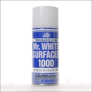 서페이서 - WHITE SURFACER 1000 (캔) - 170ml