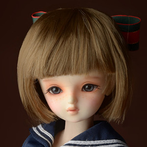 "[7-8""] Tender SM Bob Wig (Brown)"
