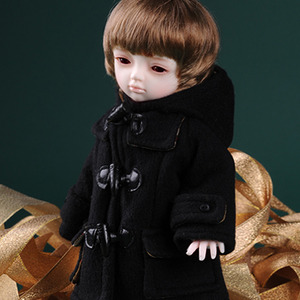 [USD] Duffle Coat (Black)