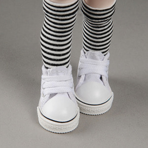 [USD] Cuteme Sneakers (White) [K8]