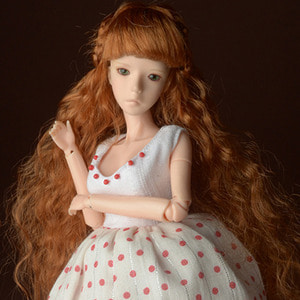 "[3-4""] Celine FS Long Wig (Carrot)"