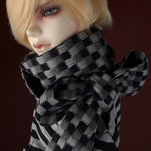 Model & MSD - Mosaic Muffler (Gray)