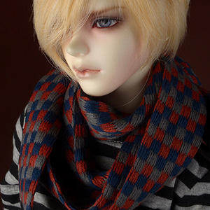 Model & MSD - Mosaic Muffler (Blue)