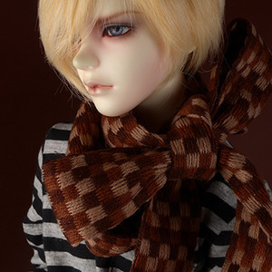 Model & MSD - Mosaic Muffler (Brown)