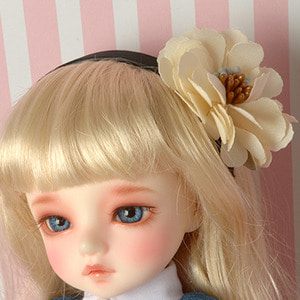 MSD & SD - SFO Hairband (414 - Ivory)