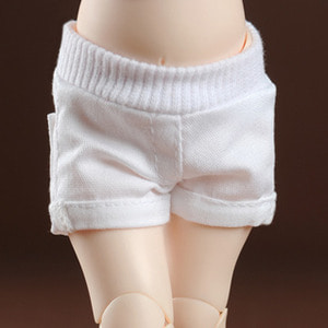 [USD] Yemo Short Pants (White)