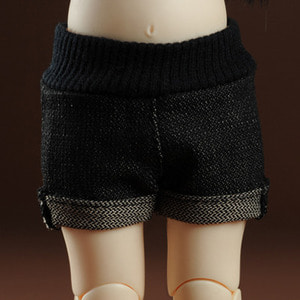 [USD] Yemo Short Pants (Black)