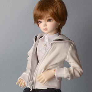 [MSD] Laurel Jumper (White)