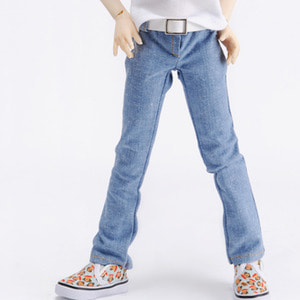 [MSD] Basic Jean Pants (LT.Blue)[A1]