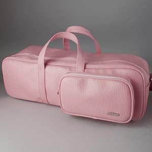 MSD Carrier bag for BJD (Solid Pink/one pocket)