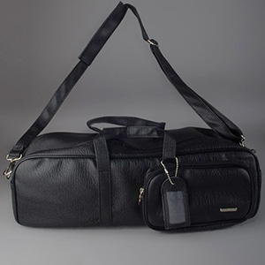 MSD Carrier bag for BJD (Solid Black/one pocket)