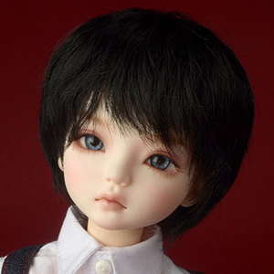 "[7-8""] Farach Short Cut Wig (Black)"