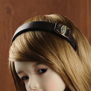 MSD & SD - RQGW Hairband (056-Brown)