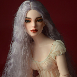 "[13-14""] Selena Sobazu Long Wig (L.Gray)"