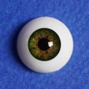 [14mm] Optical Half Round Acrylic Eyes (MA04)