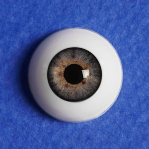 [14mm] Optical Half Round Acrylic Eyes (MA01)
