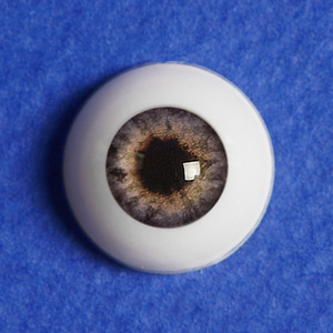 [14mm] Optical Half Round Acrylic Eyes (CC05)
