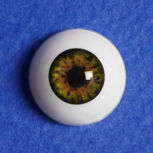 [14mm] Optical Half Round Acrylic Eyes (CC03)
