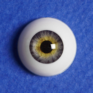 [14mm] Optical Half Round Acrylic Eyes (MB01)