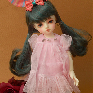 [USD] Huldalia Dress Set (Pink)