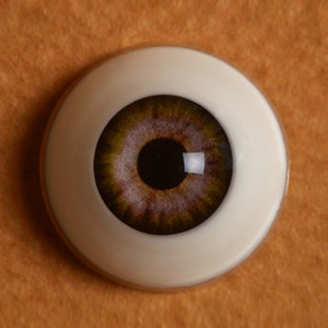 [16mm] Optical Half Round Acrylic Eyes (MB03)