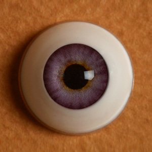 [16mm] Optical Half Round Acrylic Eyes (MB07)