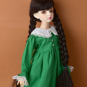 [MSD] Isabella Dress (Green)
