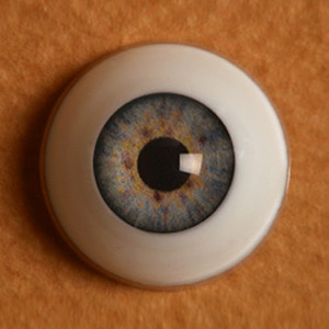 [16mm] Optical Half Round Acrylic Eyes (MA01)