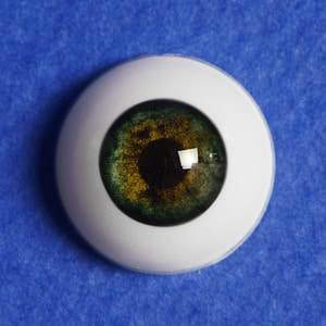 [16mm] Optical Half Round Acrylic Eyes (SE04)