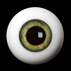 [14mm] Optical Half Round Acrylic Eyes (SEL15)