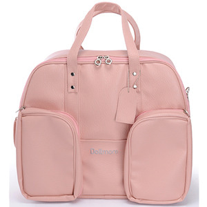 SD - Double BJD Carrier Bag (Leather Pink)
