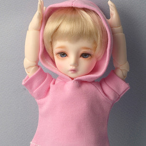 [USD] Joayoo Hood Short T Shirts (Pink)