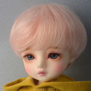 "[6-7""] Zeke Short Cut Wig (Pink)"