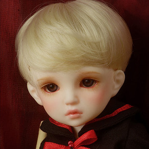 "[6-7""] Zeke Short Cut Wig (Blonde)"