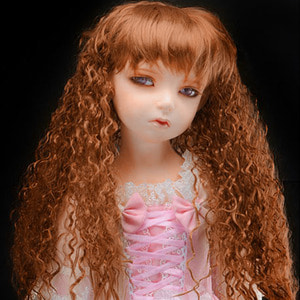"[13-14""] Soft Sobazu Wig (Carrot)"