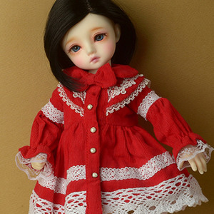 [USD] Issabela Dress (Red)