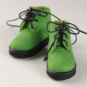 [75mm] MSD - Yanso Shoes (Green)