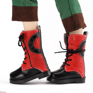 [70mm] MSD - Moon Boots (Black&Red)[C1]