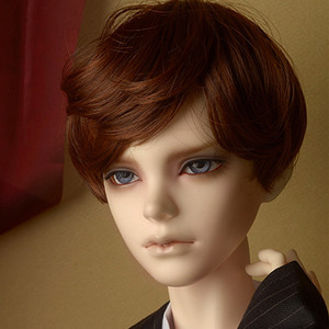 "[8-9""] Nasoz Cut Wig (Brown)"