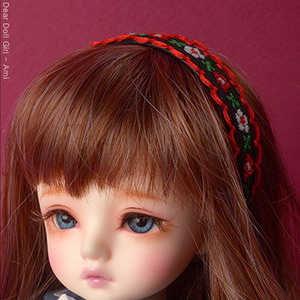 MSD & SD - TPG Hairband (425)