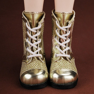 [68mm] MSD Size - Hadley Boots (Gold)